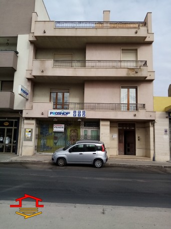Stabile in vendita Via Garibaldi n. 441, Vittoria (RG)