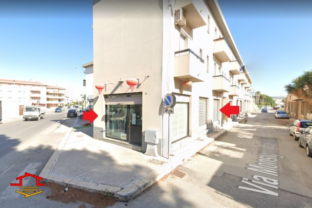 Locale commerciale in vendita Via Mons. Cassibba, Vittoria (RG)